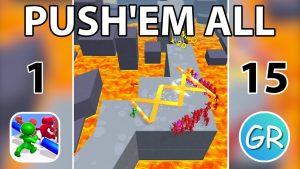 Pushem all pour PC3