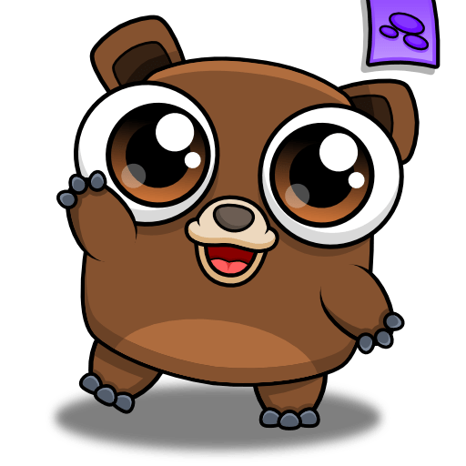 happy bear virtual pet game pc windows mac free download