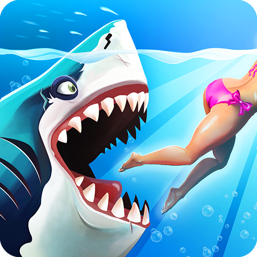 hungry shark world online pc mac windows 7 8 10 free download