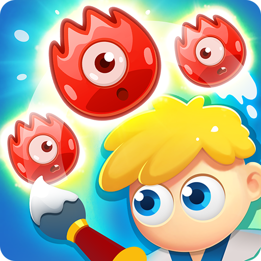 monster busters link flash online for pc windows mac free download