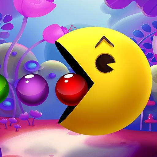 pac man pop bubble shooter pc windows mac free download