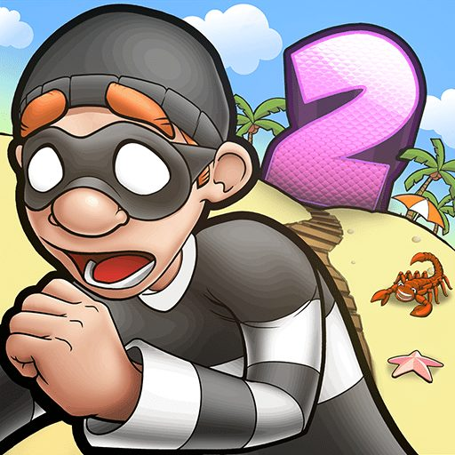 robbery bob 2 double trouble pc mac windows 7 8 10 free download 512x512 1