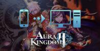 Cómo jugar Aura Kingdom 2 en PC o Mac