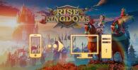 Cómo jugar Rise of Kingdoms en PC o Mac
