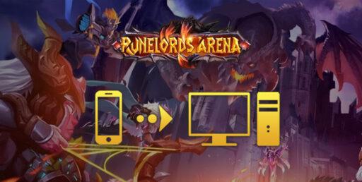 Cómo jugar Runelords Arena en PC o Mac