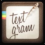 Textgram escribir en fotos
